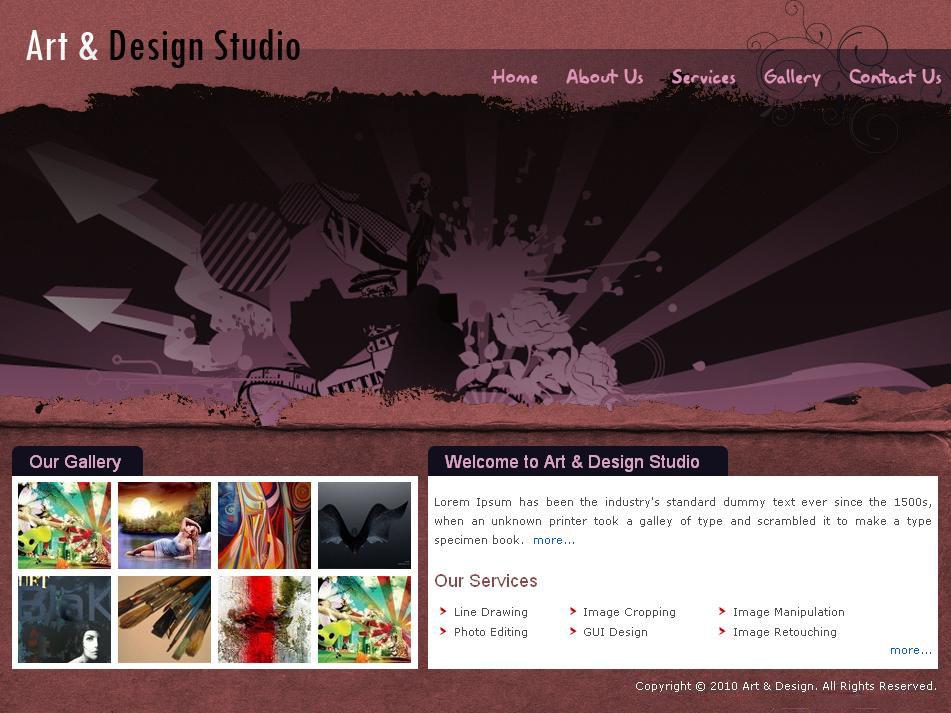 Art & Design Studio / Изкуство и дизайн Студио